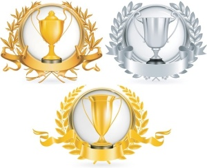 yellow_gold_trophy_vector_152175