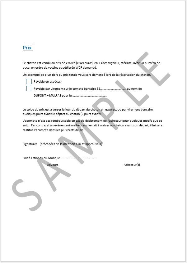 bon de reservation page2